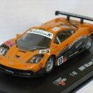 BMW Mclaren F1 GTR UK Franck Muller #53 1/43 die cast model car