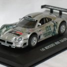 Merceds Benz CLK-GTR #12 1997 silver 1/43 die cast model car