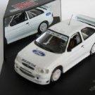 Ford Escort WRC test car 1997 1/43 die cast model car (Rare)