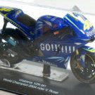 Yamaha YZR M1 #46 World Champion 2004 Rider V. Rossi 1/22 die cast model (rare)