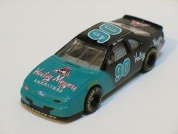 Ford Thunderbird Heilig Meyers #90 1995 1/64 Die Cast Model Car (Rare)