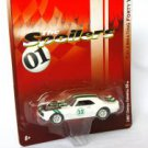 Johnny Lightning Chevy Camaro SS #13 1967 Celebrating Forty Years 1/64 Die Cast Model Car