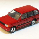 Range Rover Red 1/64 Die Cast Model Car