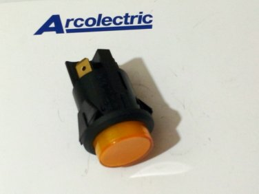 Arcolectric Push Button Switches 16A 250Vac (Lot of 2 pcs))