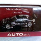 Mercedes Benz CLK DTM Warsteiner #6 black 1/43 die cast model car