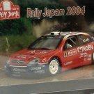 Citroen Xsara WRC S.Loeb/d. Elena Rally Japan 2004 1/43 Die Cast Model  Car