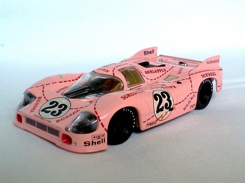 Porsche 917/20 Pink Pig Le Mans 1971 #23 1/43 Die Cast Model Car