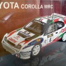 Toyota Corolla WRC #4 Safari Rally Dider Auriol 1999 1/43 Die Cast Model Car