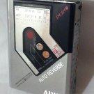 Vintage Aiwa HS-J08 AM/FM Walkman cassette (Rare)