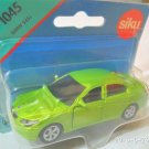 BMW 545i Green  8.5cm die cast model car