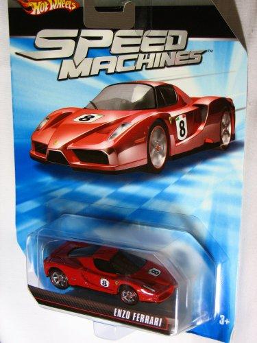 Hotwheels Enzo Ferrari #8 Die Cast Model Car