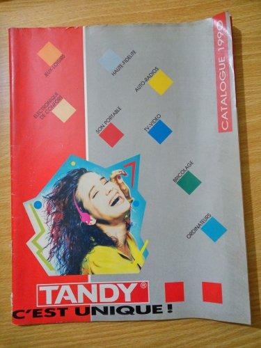 Tandy Electronics Catalogue 1990 Rare