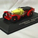 Alfa Romeo 8C #11 Winner LM 1933 R.Sommer-T.Nuvolari 1/43 Die Cast Model Car
