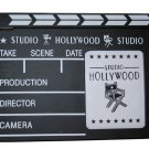 Wooden Clapboard Picture Frame / Slate - 5418