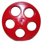 Metal Movie Reels Red ( For 35 mm Film) - 2566