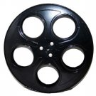 Metal Movie Reels Black ( For 35 mm Film) - 2565
