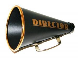 Director's Megaphone - Small - 6120