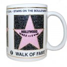 Walk of Fame Star Mug - 3344