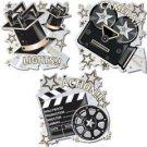Hollywood Icons Hanging Wall Cutouts - 6035