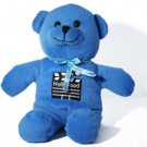 Blue Hollywood Teddy Bear - 6015