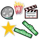 Movie Icons Super Pack Hanging Wall Cutouts - 6095