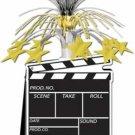 Movie set Clapboard centerpiece - 7608