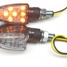 DMP LED TURN SIGNALS 60-1913C-09