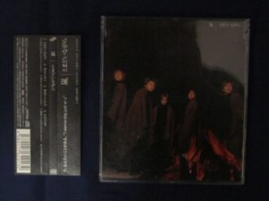 ARASHI SINGLE TOMADOINAKARA JAPAN LIMITED ED WITH OBI USED