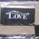 ARASHI 2013 LOVE TOUR CONCERT GOOD MATCHING POUCH SET BRAND NEW