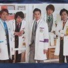 WAKU WAKU SCHOOL OF ARASHI 2015 ARASHI GROUP CLEARFILE FILE WAKUWAKU IN STOCK