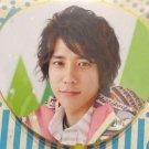 ARASHI 10-11 TOUR BOKU NO MITEIRU FUKEI SCENE NINOMIYA KAZUNARI MINI UCHIWA