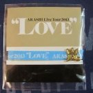 ARASHI 2013 LOVE CONCERT GOOD BLUE RIBBON BRACELET OHNO SATOSHI NEW JAPAN JOHNNY