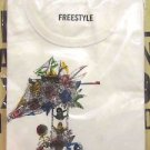 FREESTYLE IN SHANGHAI 2015 OHNO SATOSHI ARASHI T-SHIRT TEE NEW JAPAN JOHNNY