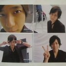 ARASHI NINOMIYA KAZUNARI 2011 BEAUTIFUL WORLD OFFICIAL LIMITED SHOP PHOTO SET