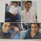 ARASHI MATSUMOTO JUN 2011 BEAUTIFUL WORLD OFFICIAL LIMITED SHOP PHOTO SET SEALED