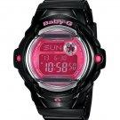 Casio Women's Baby-G BG169R-1B Watch