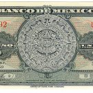 Banco de Mexico 1 Peso - 1959 Uncirculated - ED302