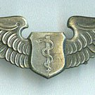 Vintage Aviator - Air Crew Wings Medical ? - Vanguard V-21 - ED701