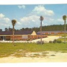 Postcard - Lake City, Florida - Lazy Lodge Motel - ED802