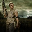 ** WALKING DEAD NORMAN REEDUS SIGNED PHOTO 8X10 RP AUTOGRAPHED * DARYL
