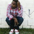 Kendrick Lamar Signed Autographed 8x10 rp Photo Good Kid m.A.A.d City TDE