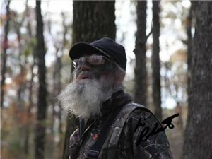** SI ROBERTSON SIGNED PHOTO 8X10 RP AUTOGRAPHED DUCK DYNASTY **