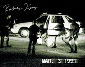 RODNEY KING SIGNED PHOTO 8X10 RP AUTOGRAPHED *