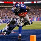 HAKEEM NICKS SIGNED PHOTO 8X10 RP AUTOGRAPHED NEW YORK GIANTS