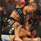 """CRIS """" CYBORG """" SANTOS SIGNED PHOTO 8X10 RP AUTOGRAPHED MMA UFC STRIKEFORCE"""
