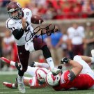 JOHNNY MANZIEL SIGNED PHOTO 8X10 RP AUTO AUTOGRAPHED TEXAS A&M AGGIES