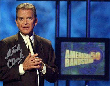 DICK CLARK SIGNED PHOTO 8X10 AUTOGRAPH ** American Bandstand