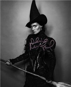 WICKED THE MUSICAL IDINA MENZEL SIGNED PHOTO 8X10 RP AUTOGRAPHED