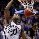 KANSAS THOMAS ROBINSON SIGNED PHOTO 8X10 RP AUTO AUTOGRAPHED ** JAYHAWKS