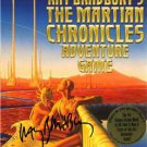 RAY BRADBURY SIGNED PHOTO 8X10 AUTOGRAPHED ** THE MARTIAN CHRONICLES